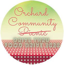Orchard Community Picnicl | Saturday, September 19, 2020